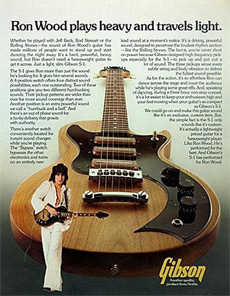 Ron Wood Marauder